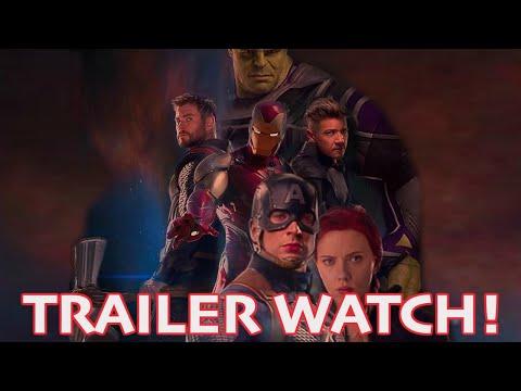 Avengers Endgame TRAILER 2 Date UPDATE