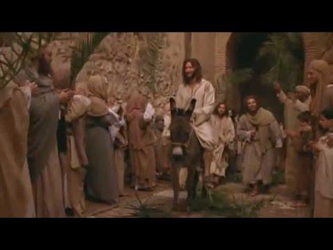 JESUS BLESSED ENTRY INTO JERUSALEM (22)
