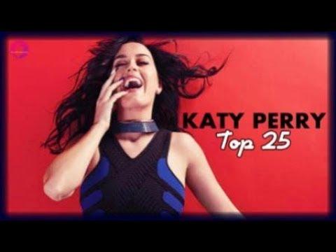 Katy Perry - My Top 25 Songs