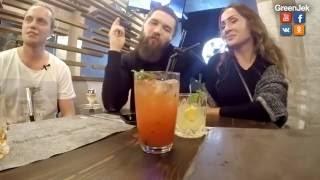 Гид по барам Одессы №2 или Пьем в Black Pepper Bar (Москва - Одесса) - Drinks Guide