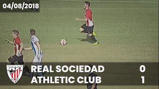 Amistoso / Lagunartekoa 18/19 - Real Sociedad 0 Athletic Club 1