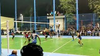 Red Army Vs Indian Navy Volleyball Match Final