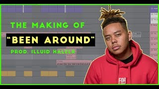 "How I Produced YBN Cordae's ""BEEN AROUND""  
