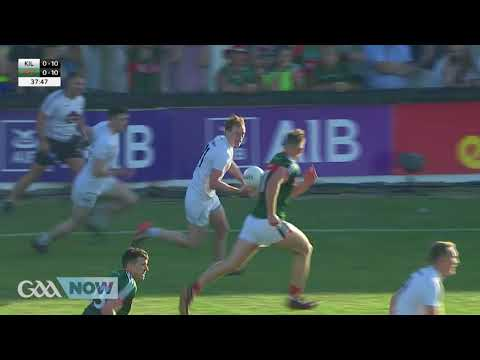 Full Time Kildare v Mayo