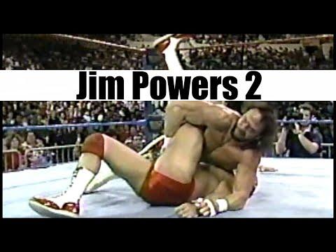 Jim Powers vs Macho Man Randy Savage: Jobber Squash Match