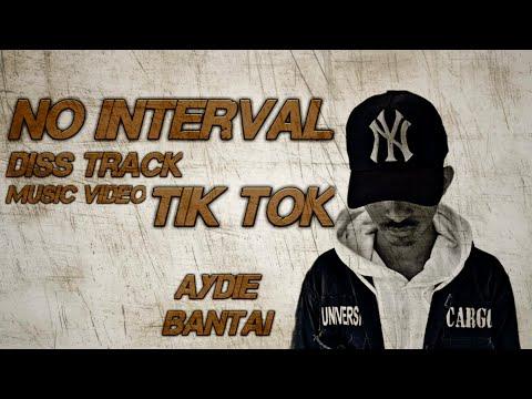 "TikTok Diss Track ""No Interval"" - AYDIE | [Music Video] YouTube vs TikTok"