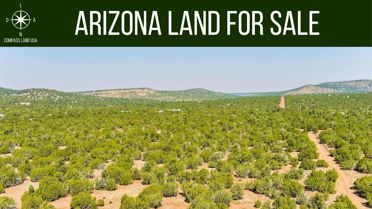 9 Acres – With City Water and Power! In Vernon, Apache County AZ