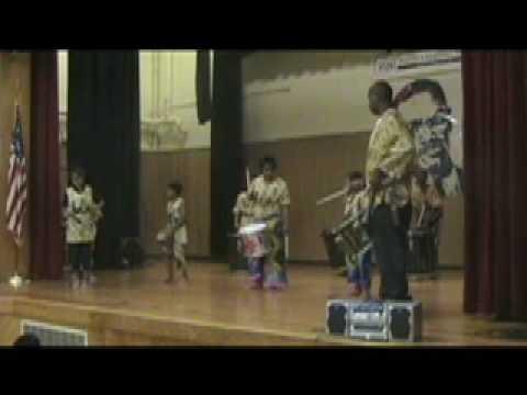 Malcolm X Academy Poco Drum 10/16