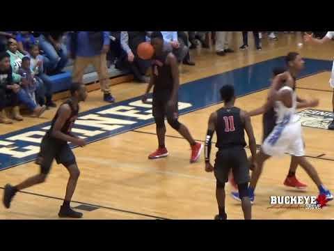 2018 Basketball: Dayton Dunbar vs. Trotwood-Madison