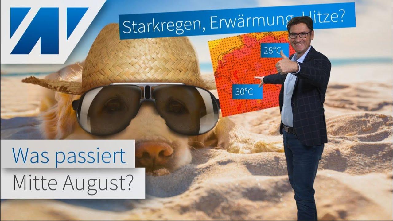 Trendwende? Startet nächste Woche der Sommer in Deutschland durch? Es wird wärmer und sonniger!