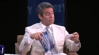 Martha Stewart with Andy Cohen: Shag Marry Kill, Rolling Joints and more | 92Y Talks
