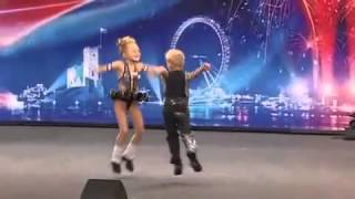 Cheeky Monkeys - Dancing Kids - Britain's Got Talent! thumbnail