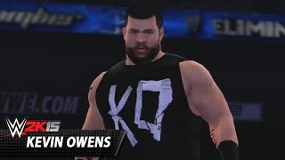 WWE 2K15 Community Showcase: Kevin Owens (Xbox 360)