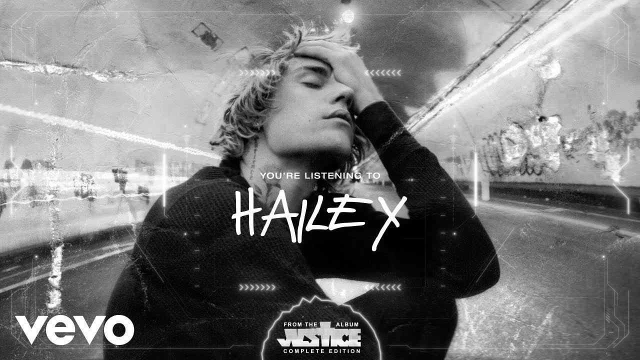 Justin Bieber  Hailey Visualizer