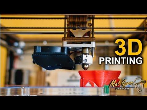 3D Printing Service Malaysia | Matgyver.my