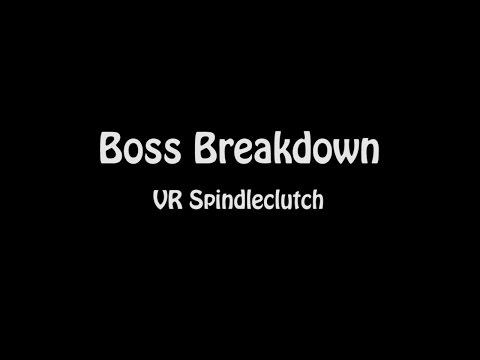 ESO Boss Breakdown - VR Spindleclutch