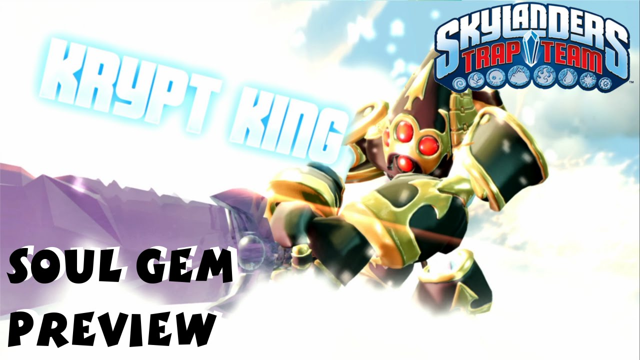 Krypt King Soul Gem Preview and Location - Skylanders Trap ...