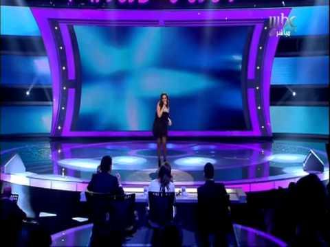 Elissa Betmoun - ArabIdol 3/3/2012