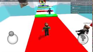 Roblox part 1 escape the spider man obby