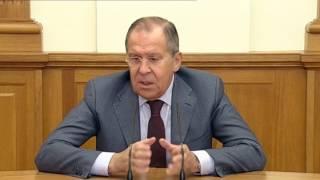 Интервью С.В.Лаврова белорусским СМИ