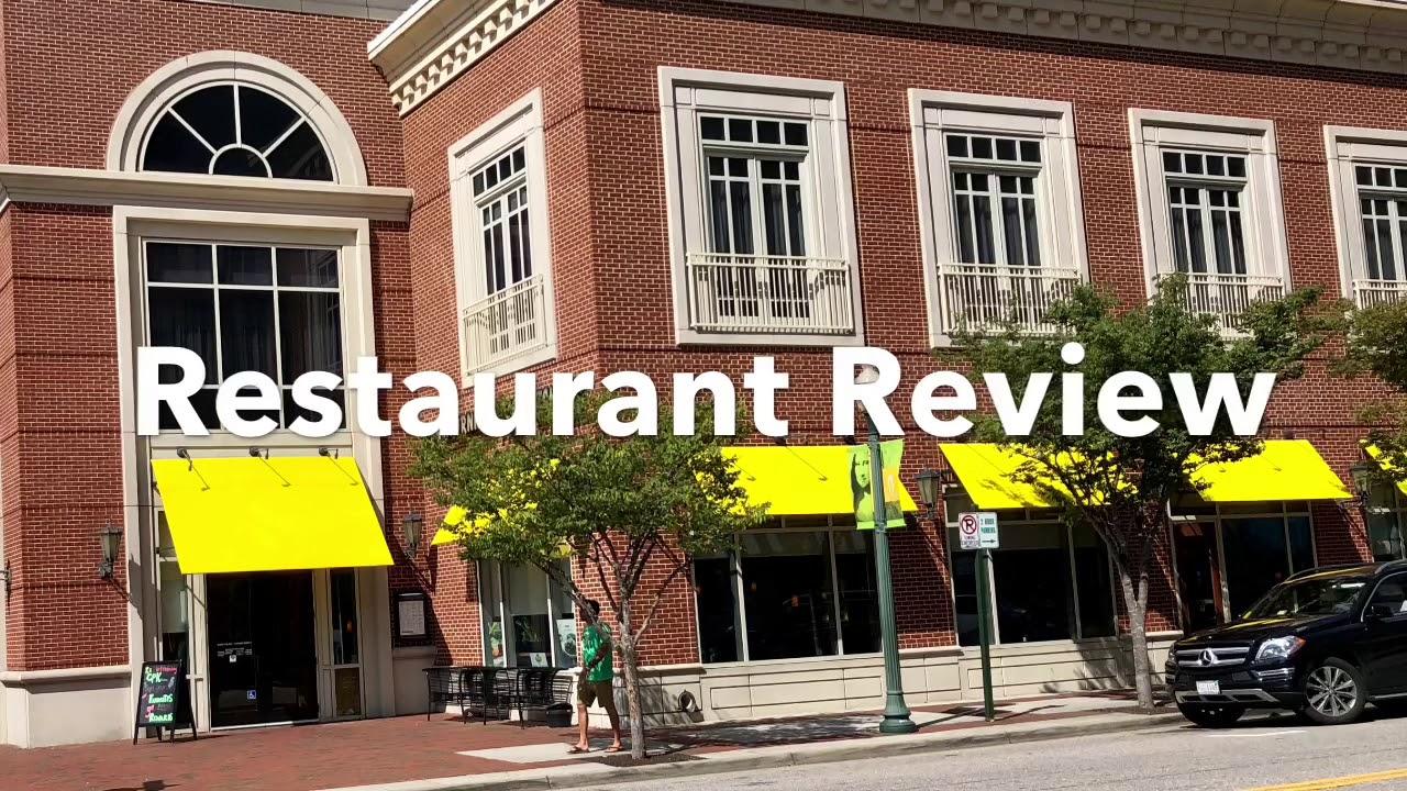 Restaurant Review - California Pizza Kitchen Virginia Beach Virginia ...