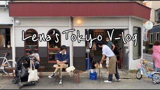 [도쿄일상] 도쿄 따끈한 신상 카페 소개 ☕️/ 서점 …