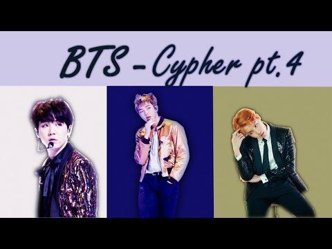 [RUS SUB] BTS - Cypher Pt. 4
