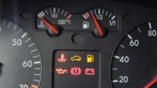 Ponteiro de combustível marcando errado