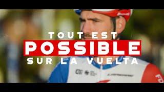 L'Équipe cycliste Groupama-FDJ pour le Tour d'Espagne 2021