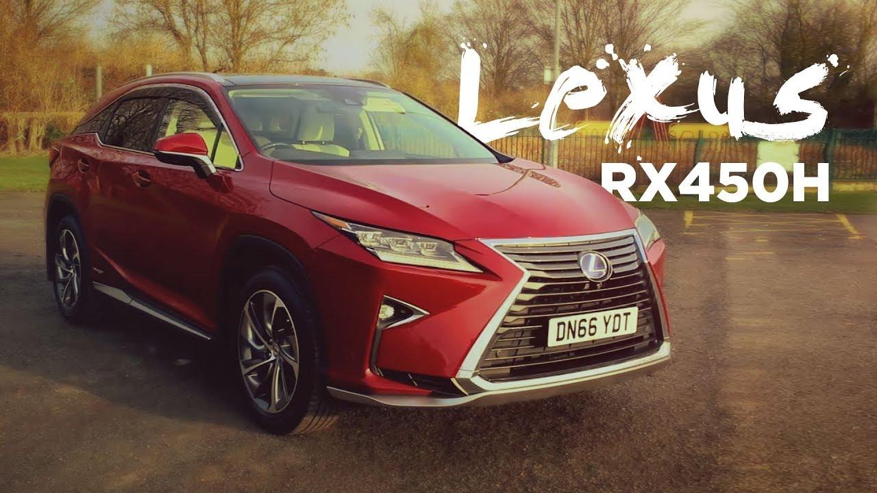 Lexus Rx450h Premier Review 2017 Hybrid Suv