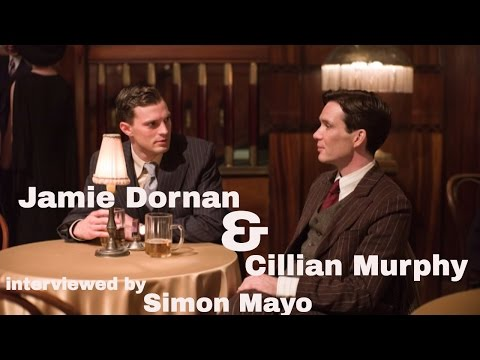 Jamie Dornan & Cillian Murphy interviewed by Simon Mayo