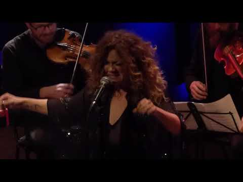 Nikka Costa  Like A Feather  w Strings @ World Cafe  Philadelphia 112117