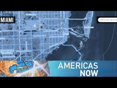 Americas Now— Miami under threat; Game Changer; Korean immigrant 05/30/2016