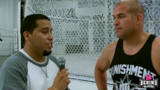 TITO ORTIZ: I'VE ALWAYS BEEN A BIG FAN OF BOXING! WANTS TO FIGHT BEFORE END OF YEAR