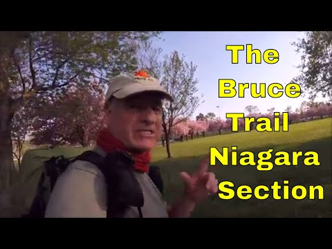 The Bruce Trail - Niagara Section