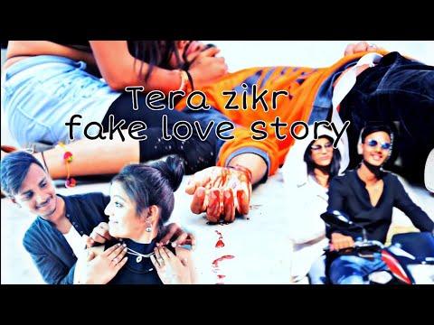 Abhi Abhi To Mile The Phir Juda Ho Gaye /Fake Love Story