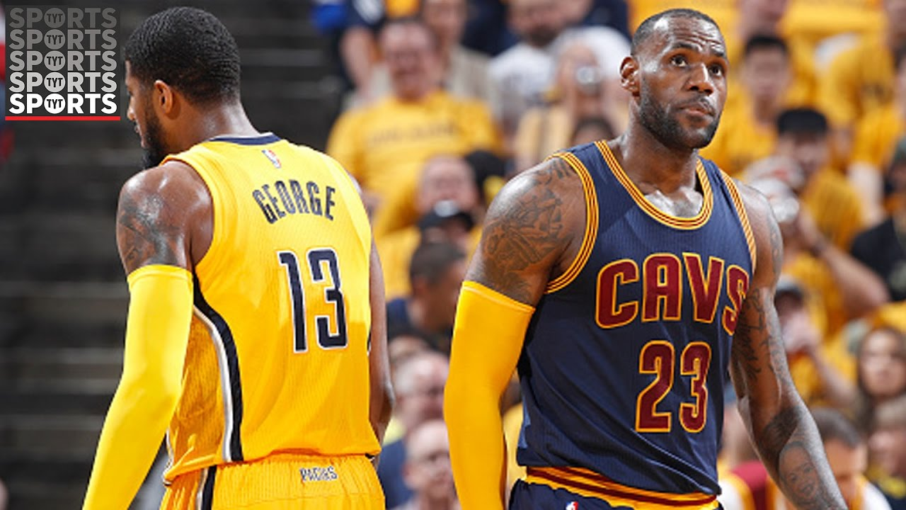 a62ab0802dcf7 LeBron James Beat the Pacers By Himself  Raptors and Spurs Drop Games