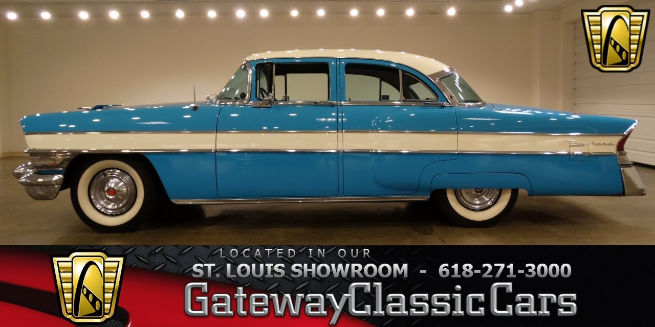 6871 1956 Packard Executive Gateway Classic Cars St