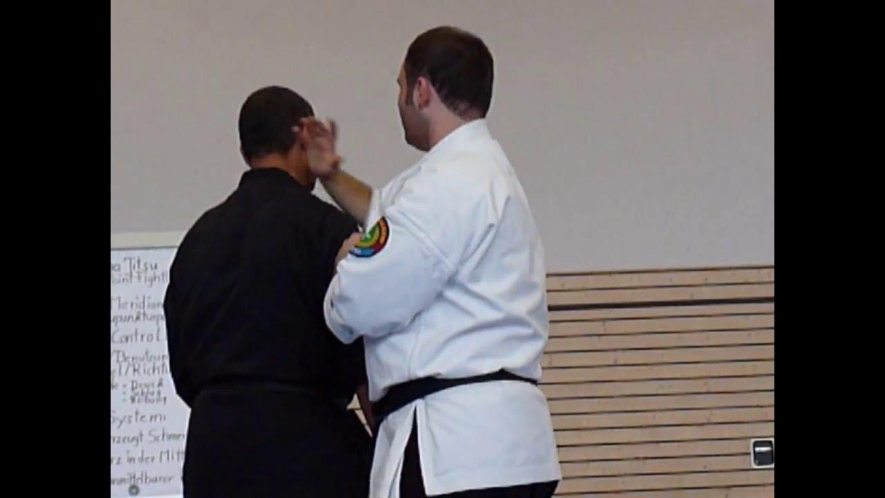 Evan pantazi kyusho jitsu