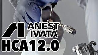Как правильно мыть краскопульт с HCA12.0 от ANEST IWATA(, 2016-08-03T12:55:32.000Z)