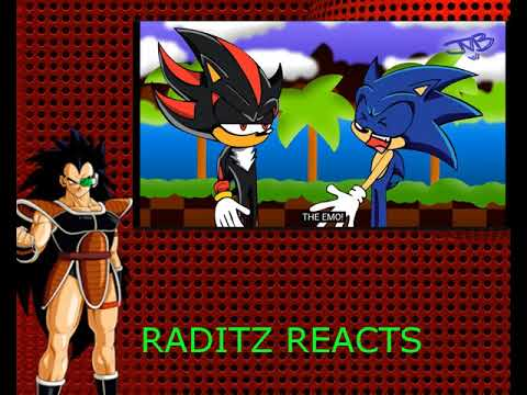 aaf295ed05b Raditz reacts to Sonic Shorts Volume 1 HD Edition - Gotta go Fast ...