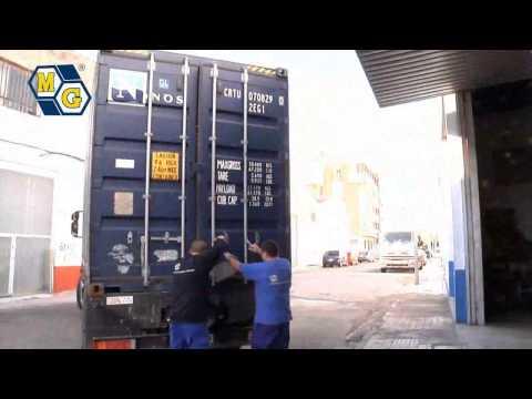 Transporte de coches a Canarias, Tenerife, Fuerteventura, Las Palmas, Hierro
