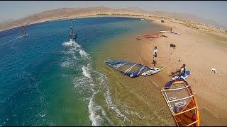 Windsurfing Dahab 2015 - Neilpryde, JP Australia - HD 1080p
