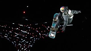 Men's Snowboard Big Air from Milan (Jump 1)