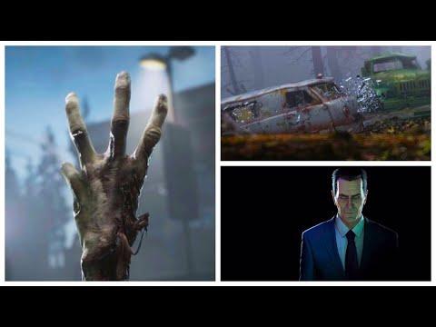 ИГРОНОВОСТИ STALKER 2, Left 4 Dead 3, Half-Life: Alyx, Wasteland 3, ремейк SiN, Final Fantasy 7