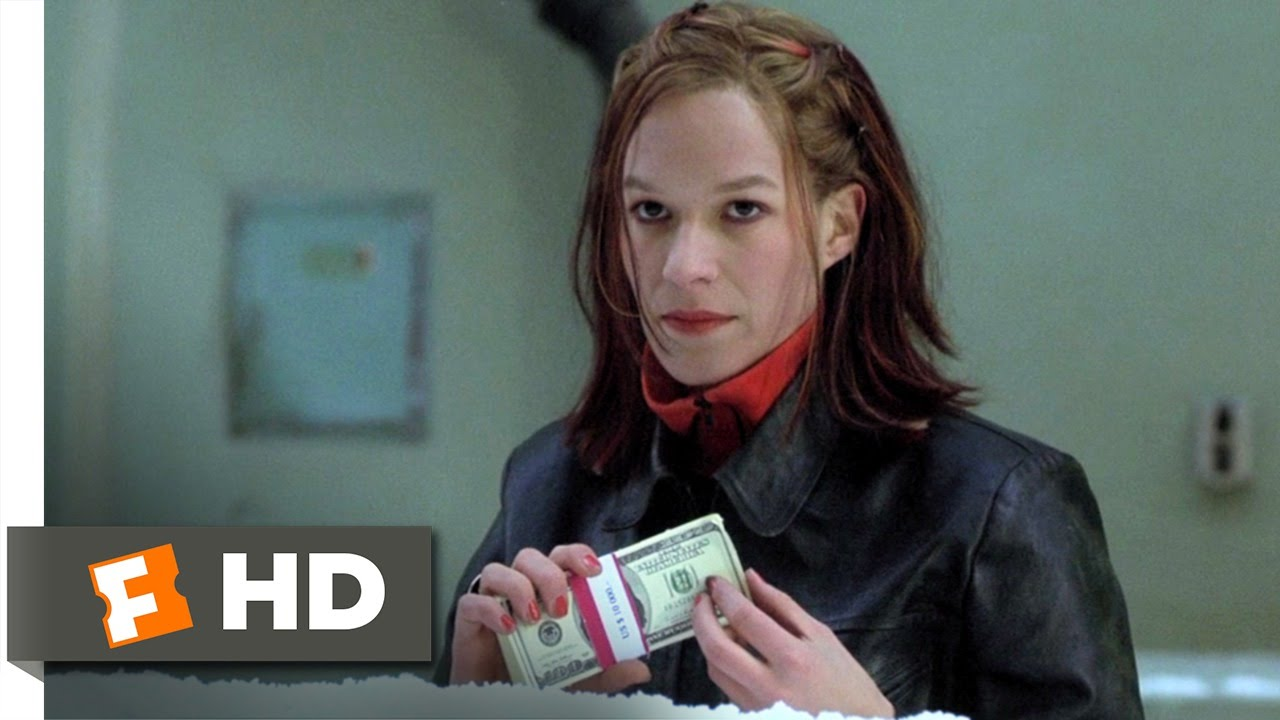 The Bourne Ideny 5 10 Movie Clip You Need Money I A Ride 2002 Hd