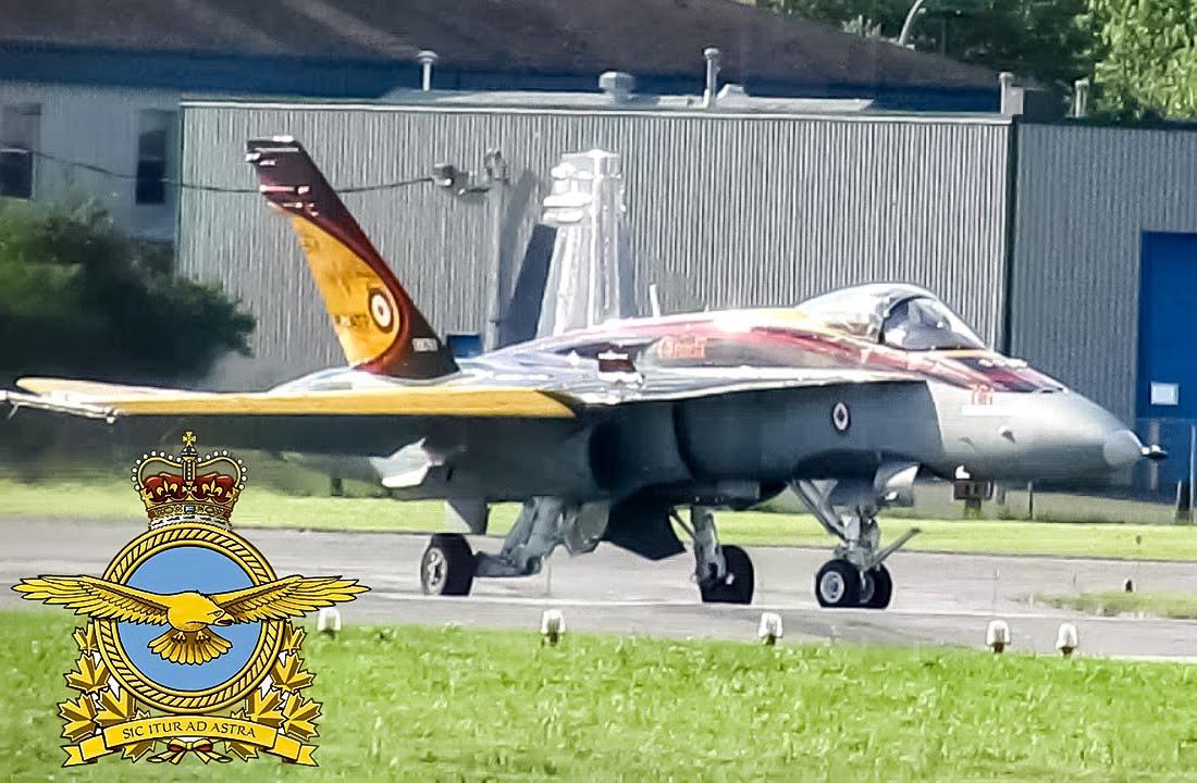 RCAF CF-18 (F18)