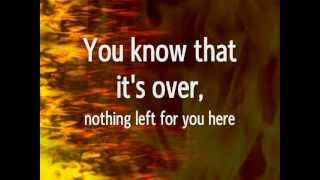 Up In Flames [Lyrics Video] Icon for Hire!