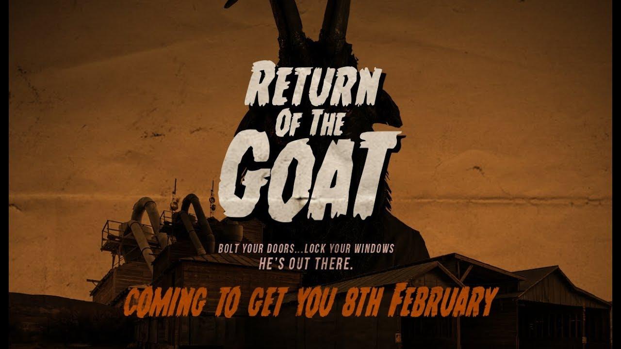 Return of the goat - Trailer