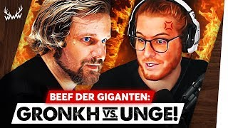 Gronkh vs. Unge: BEEF! • Die ERSTE YouTuber-Boyband! | #WWW